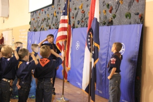Veteran's day at Creekmore 078