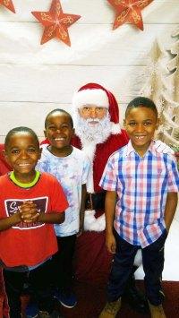 Santa Claus #1