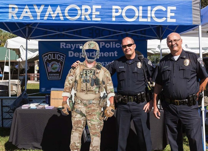 Raymore Police