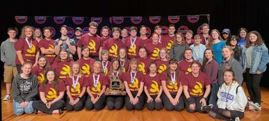 State Readers Theatre 2nd place