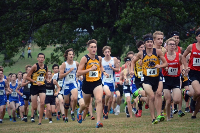 Ray-Pec cross country